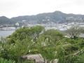 グラバー園から見た海