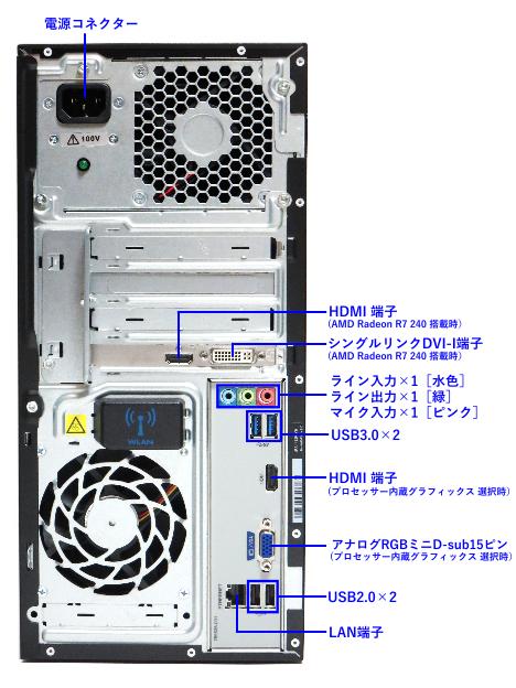 500-540jp_背面_インターフェース_名称