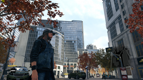Watch_Dogs MSAA 2x