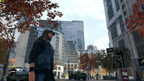 Watch_Dogs MSAA 4x