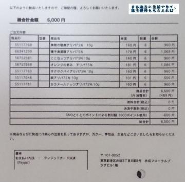GMOとくとくポイント ママノ 利用明細 201503