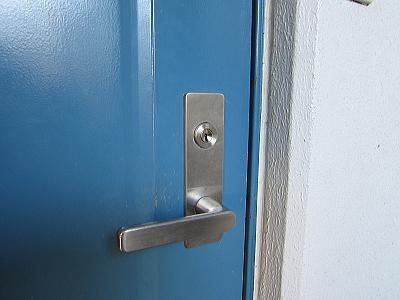 さいたま市 事務所の鍵交換