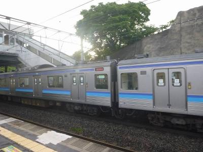 西塩釜駅ホーム