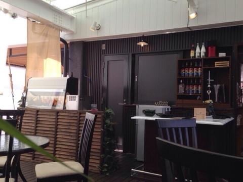 田んぼの中のリゾートカフェ -Ricefield-