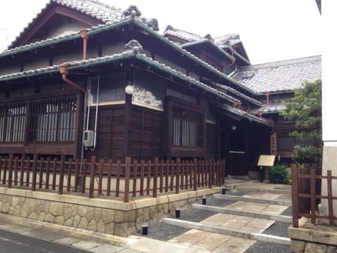昭和初期の邸宅 旧中川邸【蕎麦屋編】