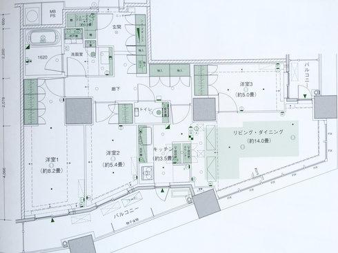 60 タワー パーク ハウス 西 新宿