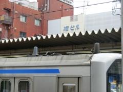 ATACSアンテナ1(下り先頭車)