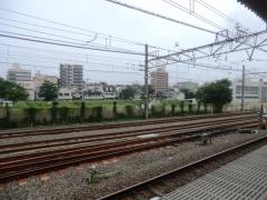 旧桜上水工場跡地