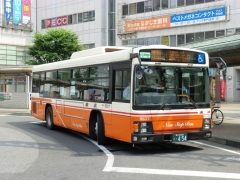 八潮9837号車