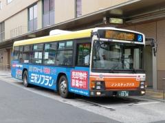 天沼9768号車