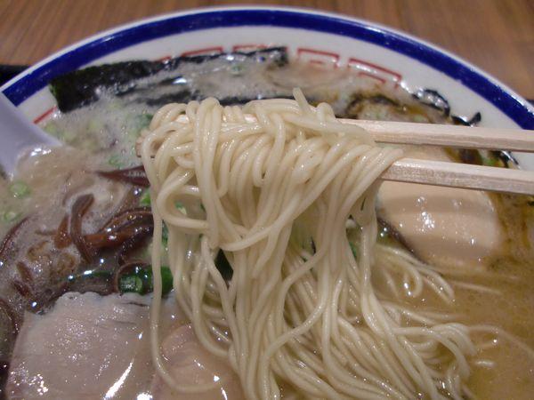 田中商店@お台場・20150110・麺
