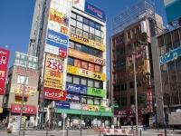 ほおずき@中野・20150207・駅前