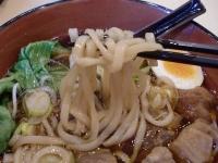 三商巧福@赤坂・20150226・麺