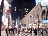 ほりうち@新橋・20150402・駅前