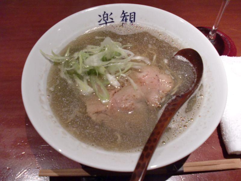 アルス@乃木坂・20150407・煮干らぁめん