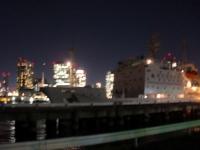 猪子家@勝どき・20150409・東京湾