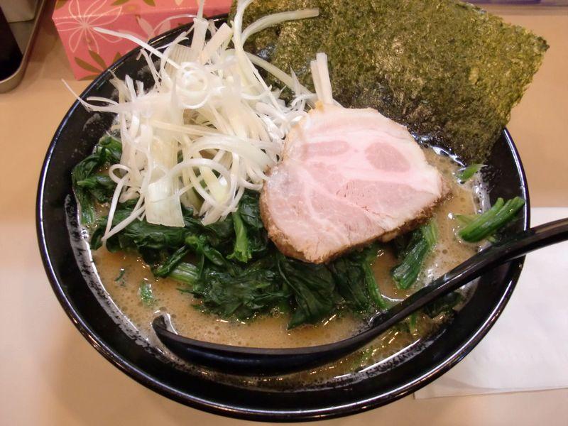 猪子家@勝どき・20150409・味噌豚骨