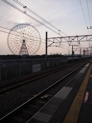 JR 葛西臨海公園駅