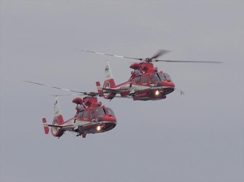 千葉市消防局航空隊 消防ヘリ「おおとり」