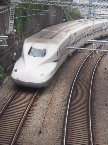 東海道新幹線 N700系 X72編成
