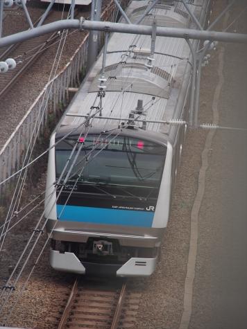 京浜東北線 E233系1000番台 電車
