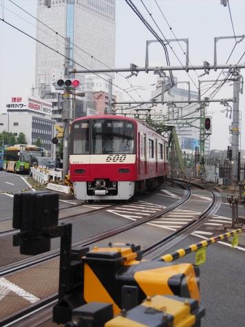 京急 600形 電車