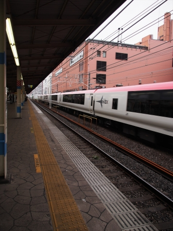 JR東日本 E259系電車 特急「成田エクスプレス」