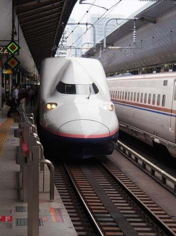 上越新幹線 E4系 Maxとき313号