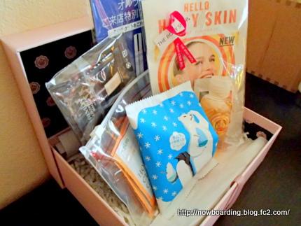 グロッシーボックス GLOSSYBOX 6月分 ブルーミングボックス