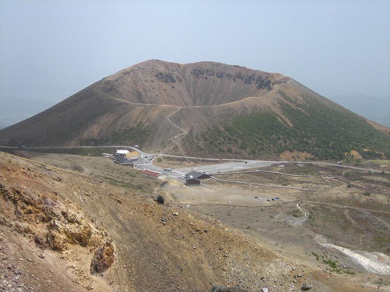 【東北】吾妻山で「火山性微動」を観測…平成27年以来