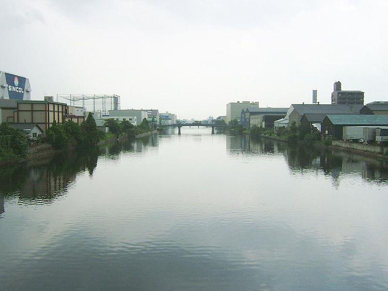 【愛知】47万匹死んでいた名古屋市の中川運河でまた魚が大量死