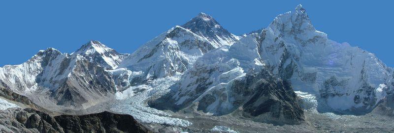 【ネパール大地震】エベレストが9カ月前とほぼ同じ位置に戻ったことが判明…標高は変わらず