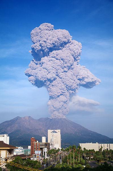 【桜島】1月1日から山体膨張継続中…このままでは前回、もしくは、それ以上の噴火の可能性