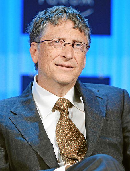 【未来】ビル・ゲイツ…人工知能の脅威を懸念