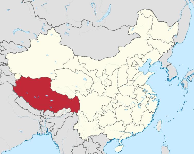 チベットでM5.3の地震発生