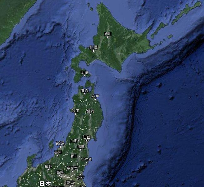 【強首地震】秋田での震度5強の震源近くで103年前には「大規模直下型地震」が発生していた…秋田仙北地震「M6.4~7.1」