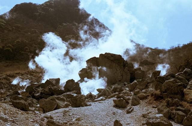【噴火】火山について話したい