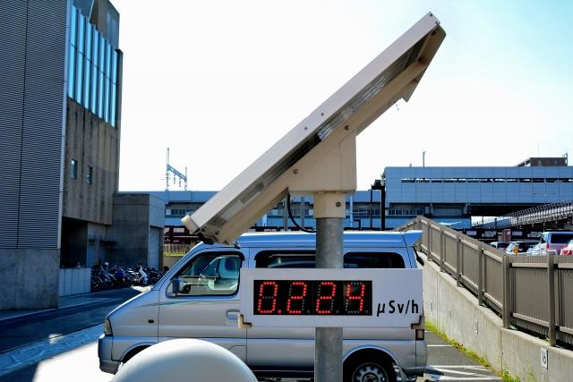 【フクイチ】常磐自動車道でのサービスエリアも放射線量が「1000倍」に急上昇していた
