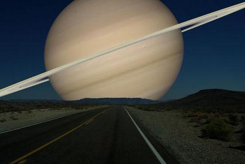 土星の200倍の大きさの輪を持つ褐色矮星、もう土星どころじゃなくて超土星