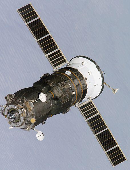 ロシアの宇宙輸送船が「制御不能」で地球に落下し始めていることが判明