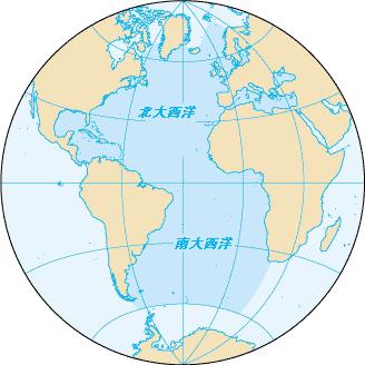 【南大西洋】南サンドイッチ諸島付近でM6.7の地震