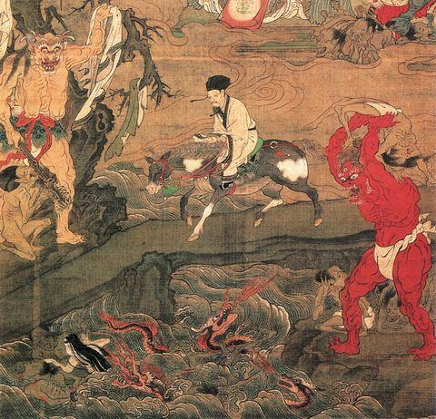 死後の世界があり、その世界は苦痛も恐怖も無い極楽だと証明されたら人類は滅びる