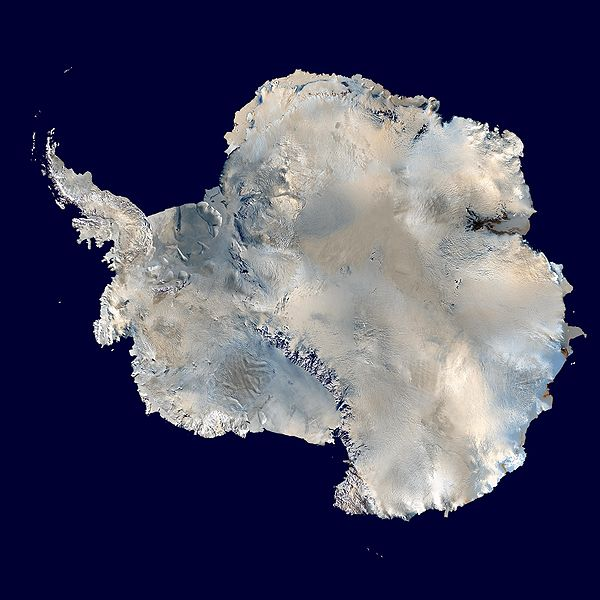 【南極】トッテン氷河の溶解進む…全て溶けると海面6m上昇