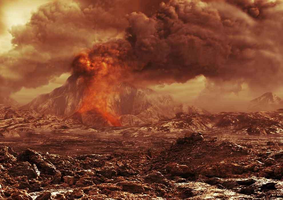 【金星】複数の火山が噴火、探査機が間近で初観測…地球のプレートテクトニクス解明の手掛かりに