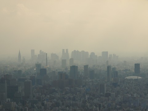 【大地震】直下地震では超高層ビル倒壊のおそれあり