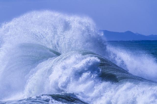 将来、スーパー台風が日本を襲う!秒速は90メートルにも達する予測
