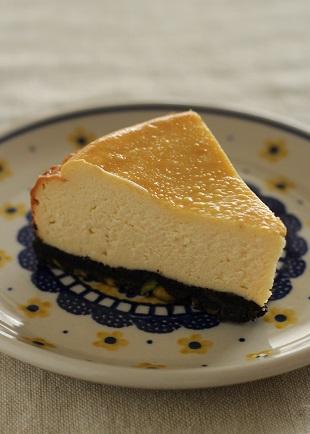 オレオのチーズケーキ3