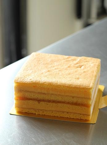 レモンのレイヤーケーキ