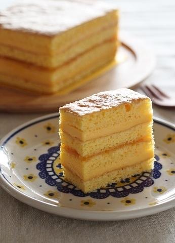 レモンのレイヤーケーキ2