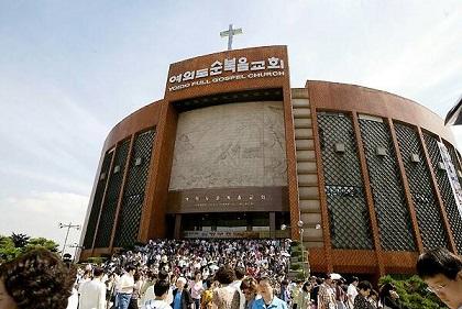 韓国 キリスト教 2